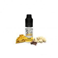 Жидкость для электронных сигарет Solub Crumble Banane chocolat