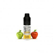 Жидкость для электронных сигарет Solub Double pomme