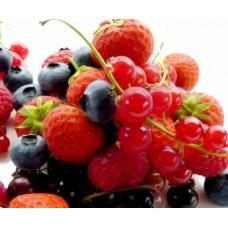 Жидкость для электронных сигарет  TPA Berry mix (малина клубника и черника)