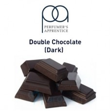 Жидкость для электронных сигарет  TPA Double CHOCOLATe (Dark)