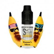 Жидкость для электронных сигарет Solub Banana's Bikers